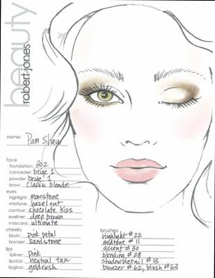 My Makeup Makeover Face Pad Robertjonesbeauty